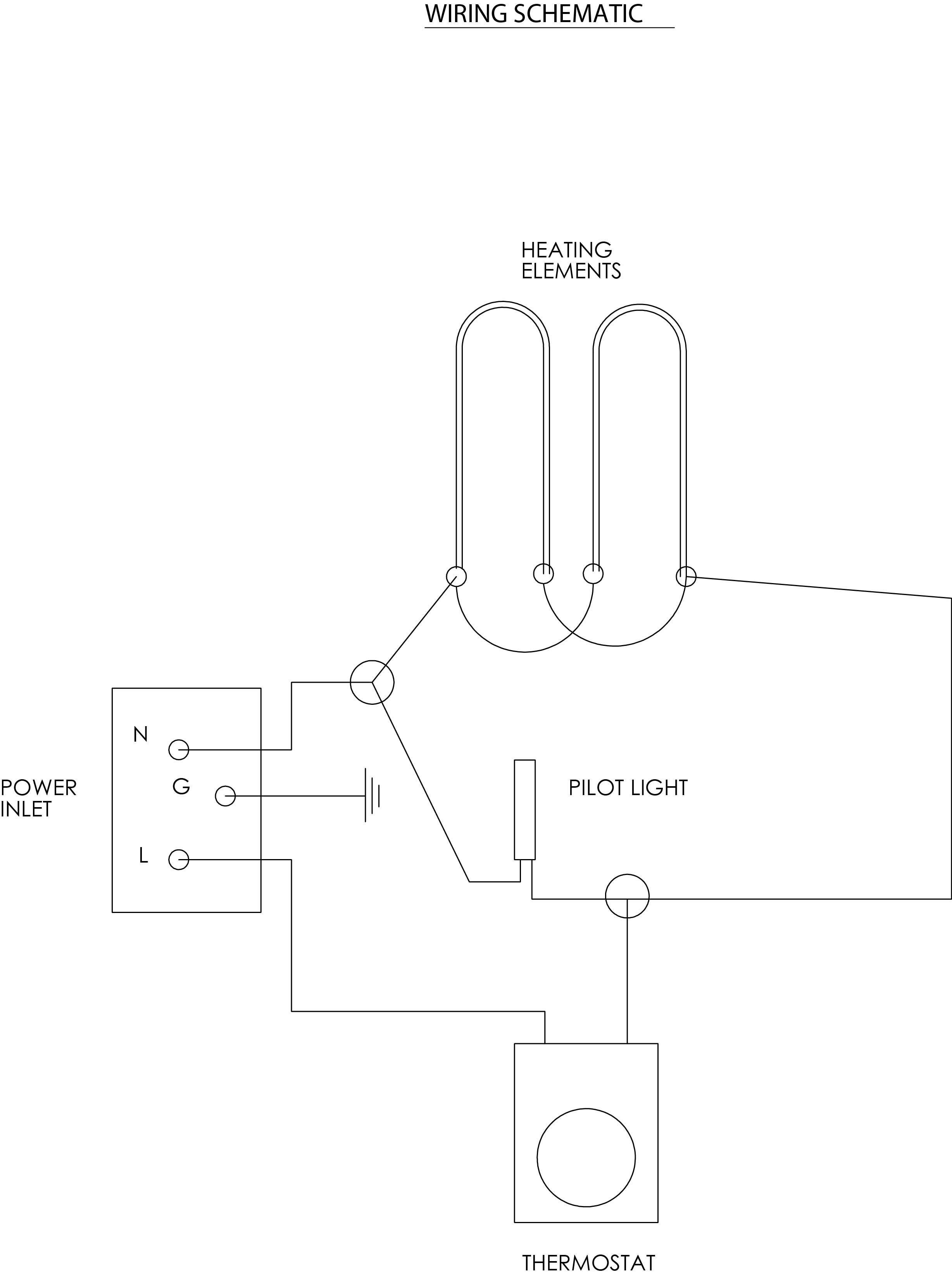 120 volt electrical relay wiring diagram